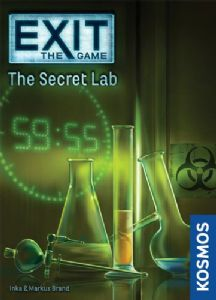 EXIT: The Game – The Secret Lab